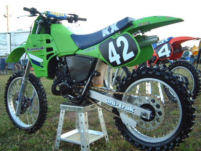 1984 kx 125 | PitRacer com