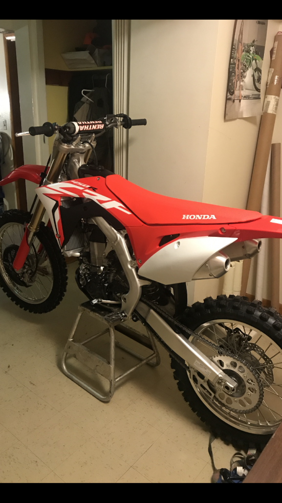 Tri County Honda >> Pros And Cons Of My New 2017 Crf450r Pitracer Com